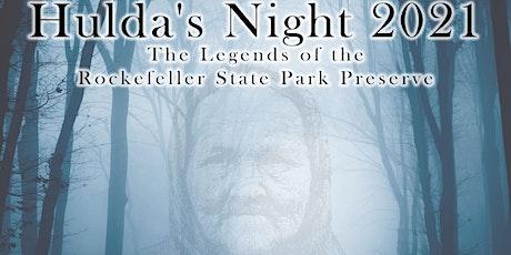 Hulda's Night - Oct 27, 2021,  7pm Group tickets