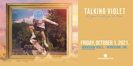 """Talking Violet - """"Tell Your Friends You Love Them"""" Album Release Show tickets"""