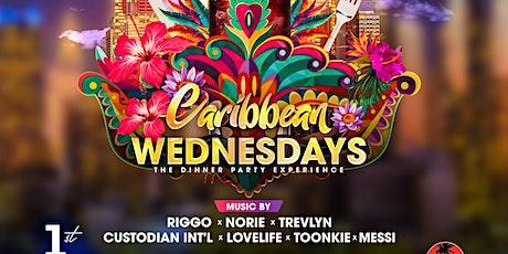 LABOR DAY CARIBBEAN WEDNESDAYS tickets