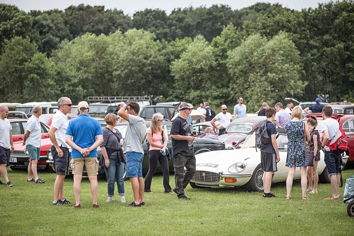 Bromley Pageant of Motoring - Public Tickets image