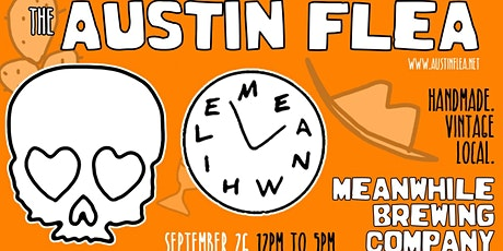 Austin Flea at Meanwhile Brewing tickets