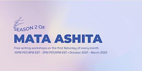 Mata Ashita: The Japanese Canadian Writing Circle - Season 2 tickets