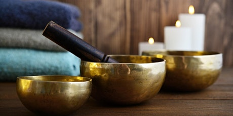 Online Restorative Yoga & Sound Bath tickets