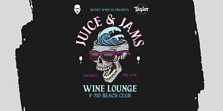 REVOLT Juice & Jams Wine Lounge tickets