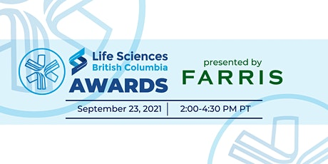 23rd Annual Life Sciences BC Awards presented by FARRIS ingressos