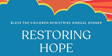 Bless The Children Ministries Remote Event tickets