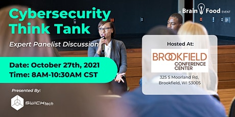 Cybersecurity Think Tank 2021 tickets