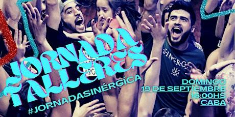 #JornadaSinérgica de Talleres Bachata   Dom 19/09 CABA entradas