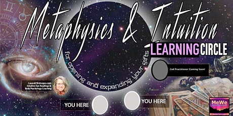 MeWe  LEARNING Circle for Opening & Expanding Your Gifts entradas