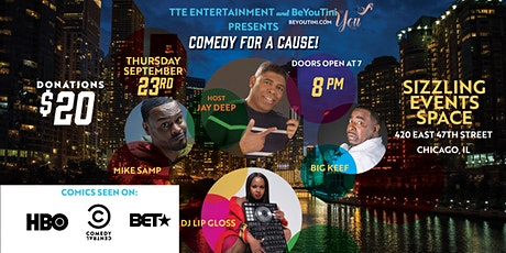 COMEDY FOR A CAUSE!! tickets