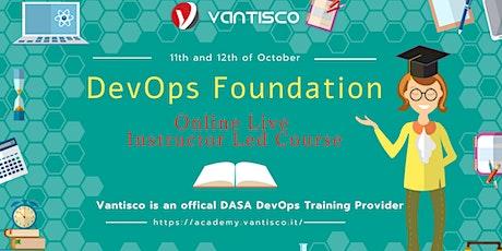 DevOps Foundation tickets