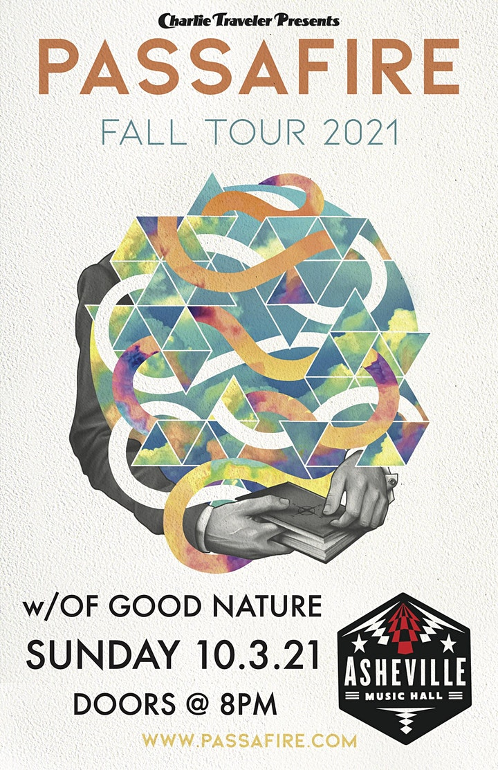 CHARLIE TRAVELER PRESENTS: Passafire w/ Of Good Nature - [reggae / rock] image