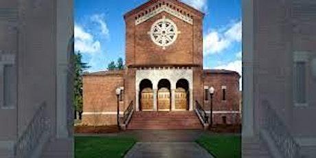 0900 Mass at Main Post Chapel tickets
