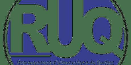 Pré-Vente  RUQ 2022 (ULTRA DÉFI+D21+R300) billets