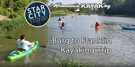 October Great Miami River Kayaking Trip (Miamisburg to Franklin) tickets