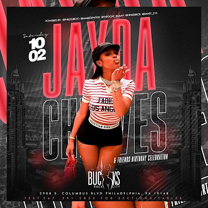 Jayda Wayda Celebrity B-Day Bash @ Bucks 10.2 image