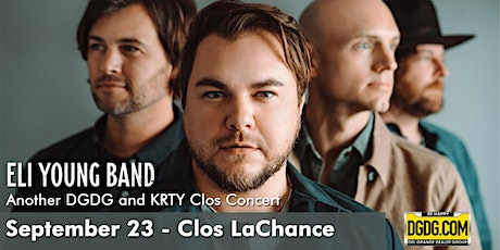 95.3 KRTY and DGDG.Com Present Eli Young Band tickets