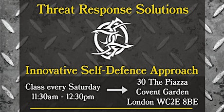 TRS, Threat Response Solutions, Innovative Self-Defence! tickets