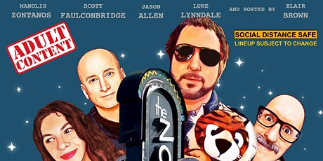 Top of the Mountain to You! Comedy Show tickets