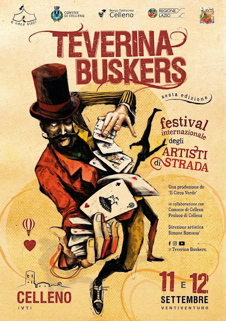 Immagine Teverina Buskers - Festival degli artisti di strada - VI edizione