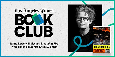 """Book Club with Jaime Lowe, author of """"Breathing Fire"""" tickets"""