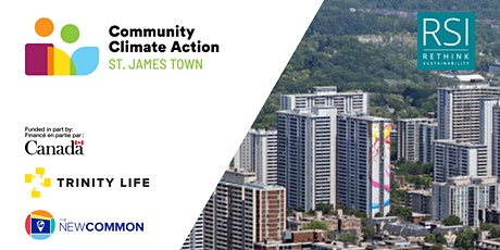 St. James Town Climate Impacts Workshop – Building Stakeholders Focus tickets