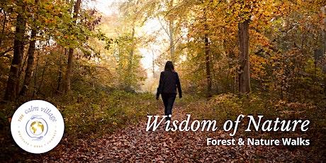 Wisdom Of Nature - Fall tickets