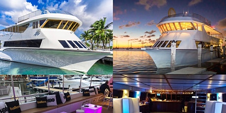 Miami's Hottest Boat Party tickets