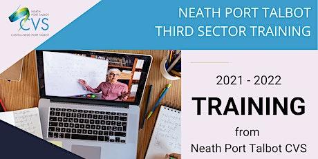 NPTCVS Training - Basic Principles of Safeguarding tickets