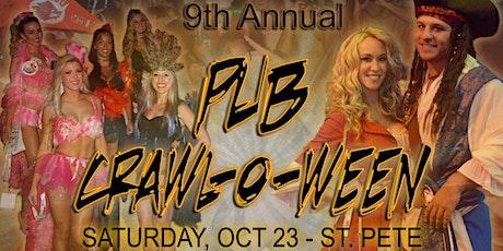 9th Annual Pub Crawl-O-Ween tickets