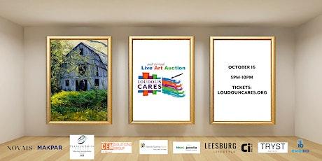 3rd Annual Loudoun Cares Art Auction tickets