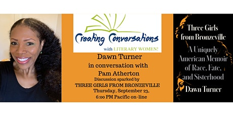 Creating Conversations with Literary Women Welcomes Dawn Turner tickets
