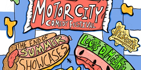 End of Summer Showcase Sponsored by Motor City Comedy Festival tickets