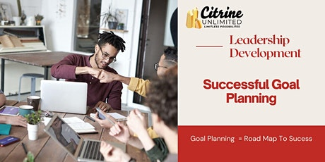 Successful Goal Planning tickets