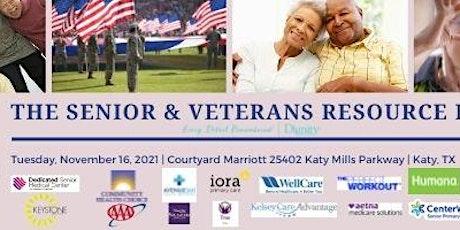 The Senion & Veterans Resource Expo - Katy tickets