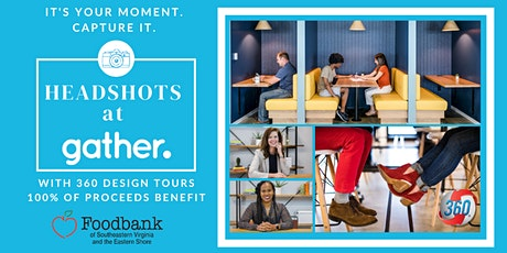 Professional Headshot Day at Gather Newport News tickets