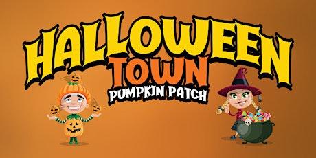 Halloween Town Pumpkin Patch tickets