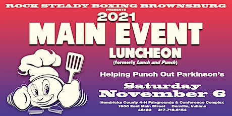 The Main Event Luncheon tickets