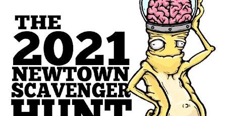 Newtown Scavenger Hunt tickets