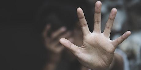 Human Trafficking Webinar tickets