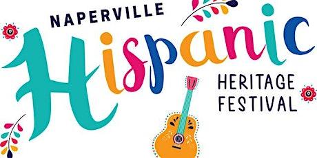 Scavenger Hunt for Naperville Hispanic Heritage Festival tickets