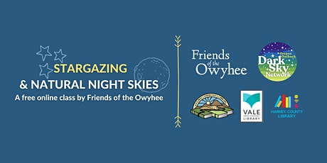 Stargazing and Natural Night Skies tickets