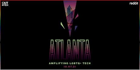 Out in Tech Atlanta | Amplifying LGBTQ+ in Tech tickets