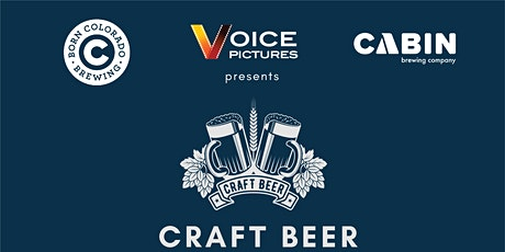 Premiere Craft Beer with Andrew Ironmonger Cabin Brewing & Born Colorado tickets