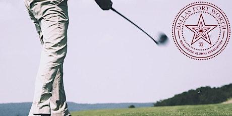 The DFW Morehouse Alumni Scholarship Golf Tournament tickets