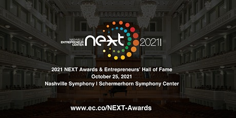 2021 NEXT Awards tickets