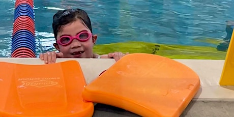 Help Splash Away Cancer with the McMahan Family and Goldfish Swim School tickets