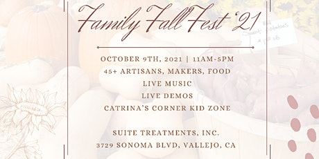 Family Fall Fest '21 tickets