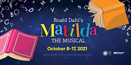 "Harnett Regional Theatre's ""Matilda the Musical"" tickets"