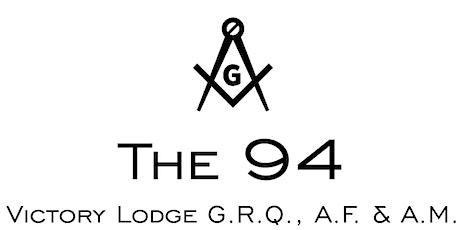 Victory Lodge No. 94 - October 14, 2021 - Regular Meeting billets